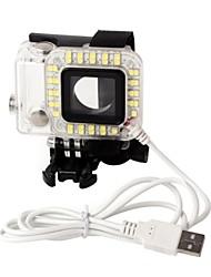 LED Light for Gopro Hero 3+/4