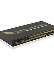 матрица 4х2 HDMI со стерео, Toslink или коаксиального (RCA) v1.4 4kx2k с в.п. сертификатами RoSH ГЦК