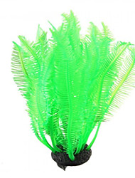 Artificial Coral for Fish Tank Decoration(Green)