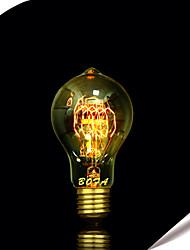 e27 a19 25w bulbo edison de filamento de tungsténio 60