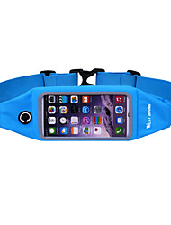 Running Sport Bag Waist Bag Screen Touch Waterproof Running Belt Pouch Phone Holder Jogging Adjustable Cycling Bags