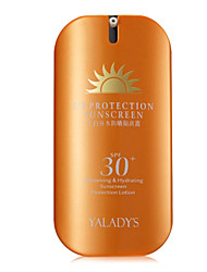 Sunscreen SunscreenSun Protection / Oil-control / Long Lasting / Concealer / Waterproof / Uneven Skin Tone / Natural / Pore-Minimizing /