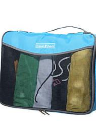 Travel Luggage Organizer / Packing Organizer / Inflated Mat Travel Storage Net Fabric