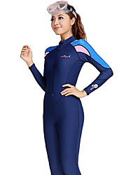 Anti-Eradiation/Quick Dry/Ultraviolet Resinstant Diving Suits&Dive Skins Chinlon for Women's