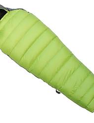 Bolsa de dormir Saco Mummy Sencilla 10 Plumón de oca 210X80