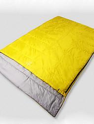 Schlafsack Rechteckiger Schlafsack Doppelbett(200 x 200) -5 Baumwolle 220X150