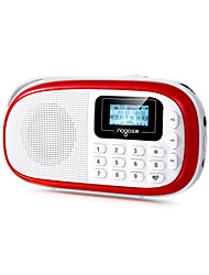 Nogo Q15 Mini Portable FM Radio Digital MP3 Player TF Card Small Speakers