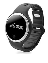 e07 función de movimiento inteligente del bluetooth pulsera de prueba a prueba de agua IP67 sueño de hacer más ejercicio