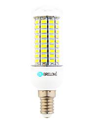 6W E14 LED a pannocchia T 99 SMD 5730 550 lm Bianco caldo Luce fredda AC 220-240 V 1 pezzo