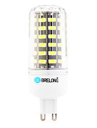 7W G9 LED a pannocchia T 64 SMD 600 lm Bianco caldo Luce fredda AC 220-240 V 1 pezzo