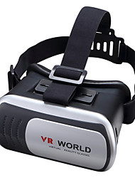 "VR 3D Virtual Reality Head Glasses 3D Movie Game Glasses for 4.7""-6"" inch Smartphone"