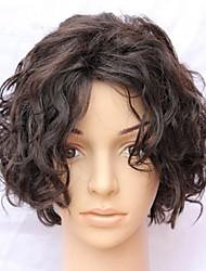 joywigs cabelo humano peruca venda cabelo curto peruca 8 polegadas perucas nenhum bob de renda para as mulheres negras