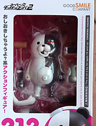 Super ronpa dangan 2: sayonara zetsubou gakuen monokuma figurines 10cm anime modèle jouets poupée jouet