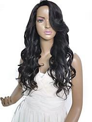 горячий продавать 180 плотность бразильские виргинские волосы парик фронта шнурка для чернокожих женщин