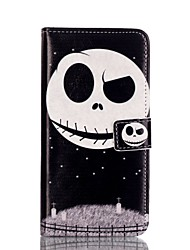 For Samsung Galaxy S7 Edge Wallet / Card Holder / with Stand / Flip Case Full Body Case Cartoon PU Leather SamsungS7 edge / S6 edge plus