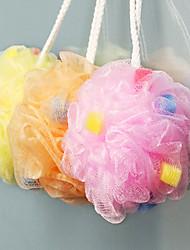 Large color bath bath sponge bath