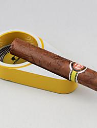 Cohiba сигары держатель пепельницы из титанового сплава мини-титановый сплав (случайный цвет)