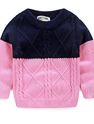 Girl's Sweater & Cardigan,Cotton Winter Pink