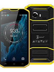 "Kenxinda PROOFINGS W8 5.5 "" Android 5.1 4G-smartphone ( Dual SIM Octa-core 8 MP 2GB + 16 GB Grijs / Geel )"