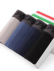 L'ALPINA® Men's Modal Boxer Briefs 4/box - 21145