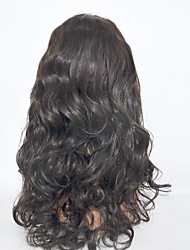 Short Length Top Quality  Human Hair Full  Lace Wigs  Body Wave Remy Hair Full Lace  Wigs For Women