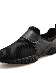 Running Shoes Men's Shoes Casual/Outdoor/Travel/Running Fashion Tulle Leather Slip-on Running Sneakers 39-44