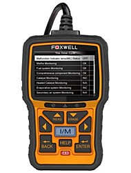 FOXWELL Windows ISO15765-4 (CAN BUS) / SAE J1850 PWM / SAE J1850 VPW / ISO9141-2 / ISO 14230-4 (KWP2000)Код-ридер для бортовой
