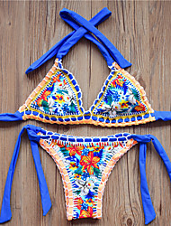 Women's Sexy Swimwear Handmade Bikinis Sets 5002