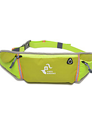 Sports Bag Waist Bag/Waistpack / Cell Phone Bag Waterproof / Multifunctional / Phone/Iphone / Close Body Running BagIphone 6/IPhone