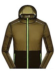 Wandern Oberteile Herrn Wasserdicht / Atmungsaktiv / UV-resistant / Leichtes Material Sommer M / L / XL / XXL / XXXL / XXXXLCamping &