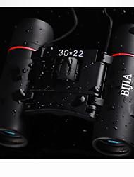 BIJIA 30 22 mm Binoculars HD BAK4 Night Vision / Generic / Roof Prism / Porro Prism / High Definition / Waterproof