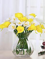 PU Калла Искусственные Цветы