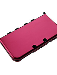 Bolsas e Cases-Logitech-New 3DSLL-Mini- deAlúminio-Audio and Video- paraNintendo 3DS New LL (XL) / Nintendo 3DS LL (XL)