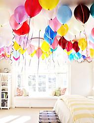 Wedding Décor Pearlescent Balloon 100pcs/set (Random Color)