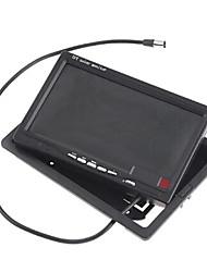 7-дюймовый монитор заднего вида автомобиля с высоким качеством TFT-LCD для шины грузовика