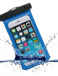 spiaggia d'estate multicolore impermeabile per iPhone comune per iPhone 4 / 4S / 5 / 5s / 5 se / 5c / 6 / 6S / 6 plus / 7