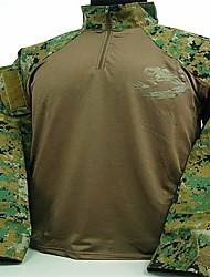 Men's Shirt Hunting  Clothing Camping&Hiking / Fishing / / Thermal/ Wearable