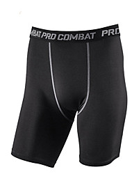 Running Shorts / Compression Clothing / Bottoms Men's Breathable / Quick Dry / CompressionExercise & Fitness / Racing / Leisure Sports /