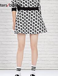 Meters/bonwe® Women's Above Knee Skirt-258135