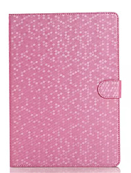 moda estojo de couro diamante para Apple iPad 2 ar aleta ficar esperto tablet tampa da caixa de proteção para ipad de ar 2 shell