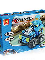 dr wan, Auto le Blöcke Spielzeug Power Puzzle Montageblöcke zu diy, 24083