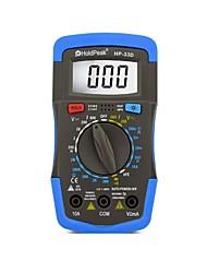 LCD digitale display multimeter multifunctioneel elektrisch instrument holdpeak hp-33d
