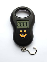 10g-45Kg Portable LCD Display Electronic Luggage Hook Digital Scale