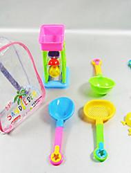 Verão carrinho de brinquedos de praia (7pcs)