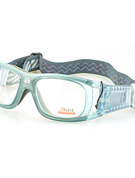 SunglassesSports Light Blue Basketball Full-Rim
