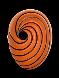 Маски Косплей Фестиваль / праздник Костюмы на Хэллоуин оранжевый С принтом Маски Хэллоуин Универсальные