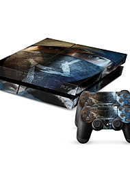 New Protective Sticker Cover Skin for PS4(TN-PS4-0009)