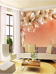 "(9'8 ""x 8'2""ft)Cozy Bedroom Modern Minimalist Living Room Tv Backdrop Photo Murals Wallpaper"