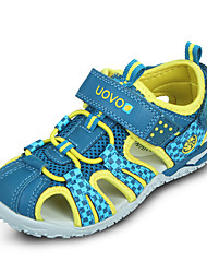 Boys' Shoes Casual PU Sandals Blue / Gray