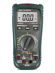 mastech ms8260c 200m (ω) 1000 (v) 20 (a) professinal multímetros digitales